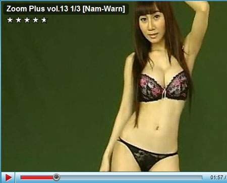 Zoom sexy video with Nam Waan