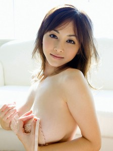 Big beautiful woman Asian girl