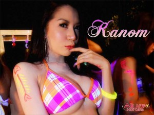 Nong Kanom Allure Hot Girls