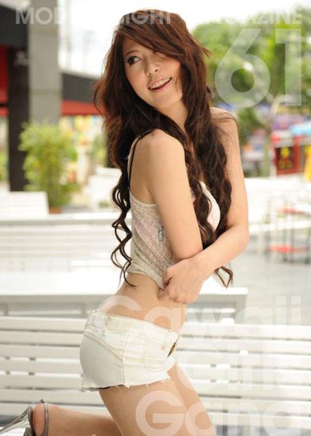 Cawaii girl Nam Pueng