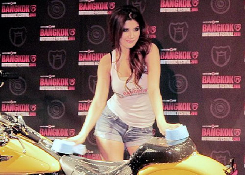 Poo Priya Bangkok Motorbike Festival