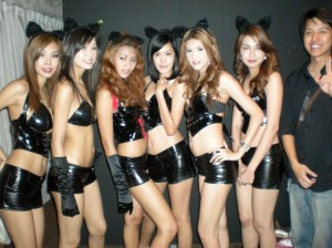 Thai Penthouse models