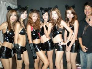 Thai Penthouse models