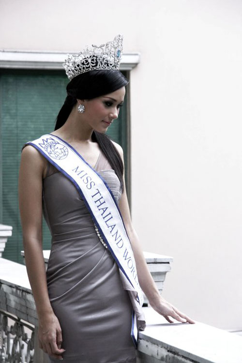 Miss Thailand World 2011