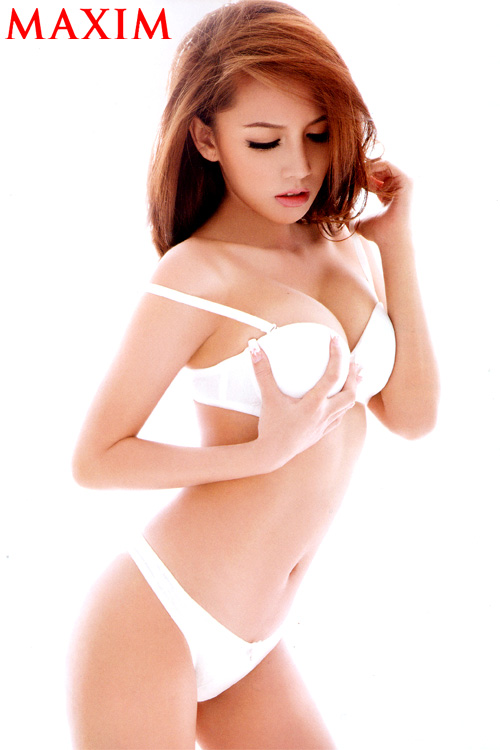 Thai model Nong Ning